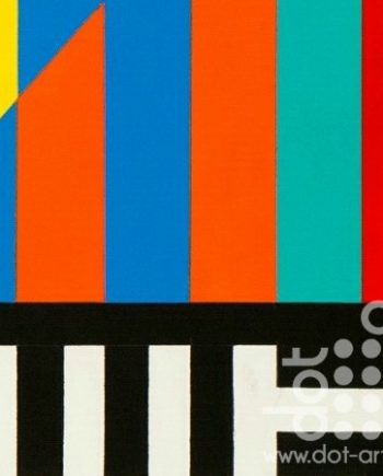 Colour Black White Composite 20 by John Petch