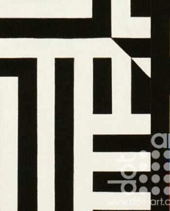 Colour Black White Composite 22 by John Petch