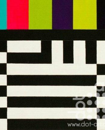 Colour Black White Composite 24 by John Petch