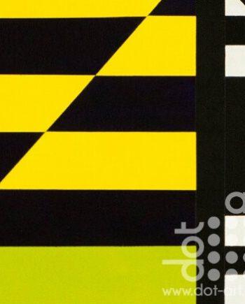 Colour Black White Composite 5 by John Petch