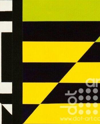 Colour Black White Composite 7 by John Petch