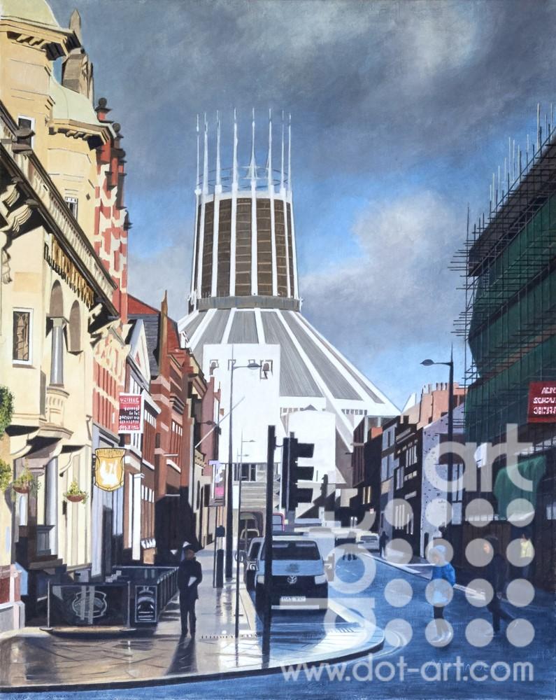 Hope Street by Martin Jones