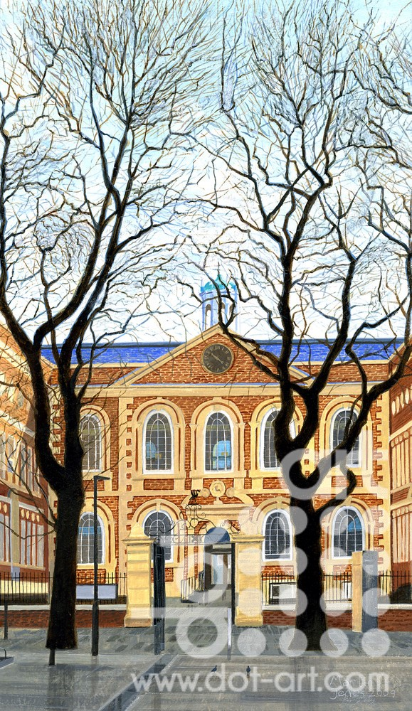 The Bluecoat Chambers by Martin Jones