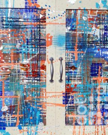Kitch Cupboard by joanne thompson
