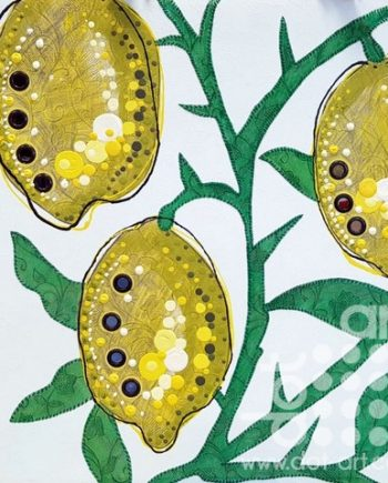 Lemon Squeezy by Joanne Thompson