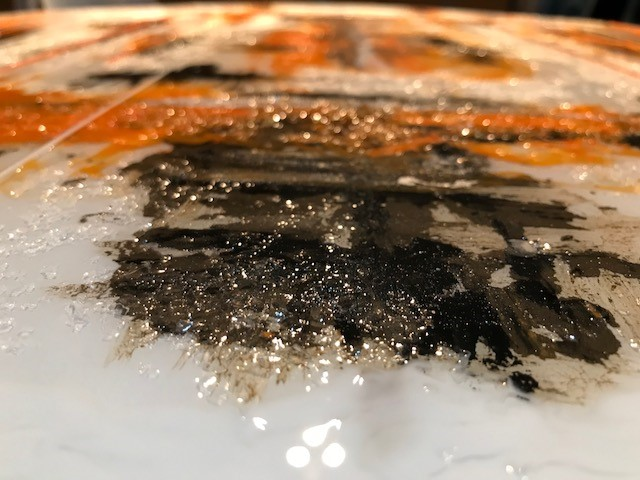 sharon mullane blog: using resin
