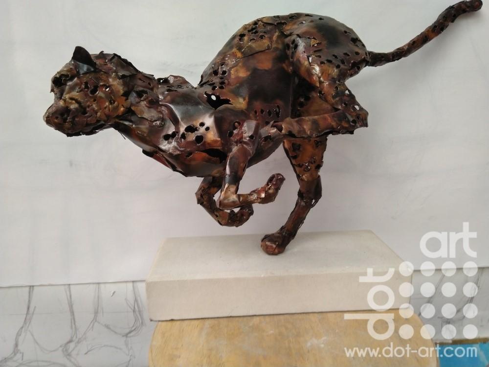 Cheetah by Tony Evans