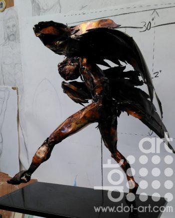 Dancer by Tony Evans