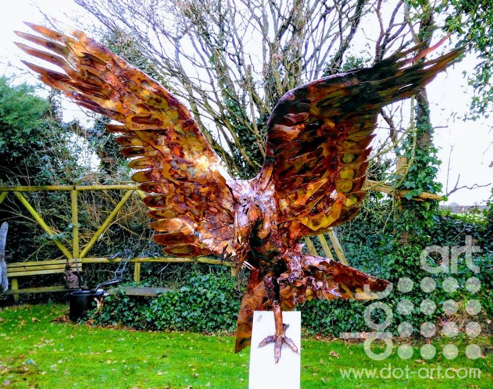 Liver Bird by Tony Evans