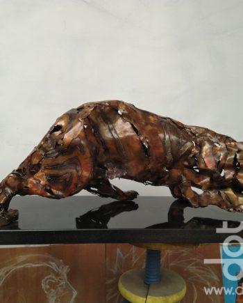 Tiger by Tony Evans
