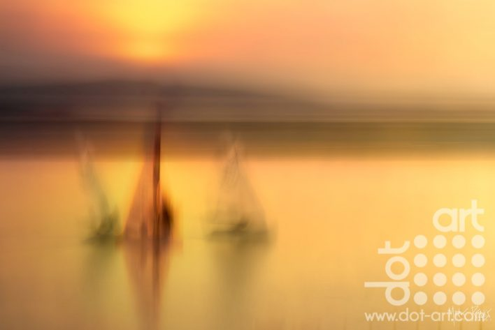 Lake of Tranquility IX by Mark Reeves