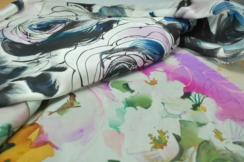 fabric painting course