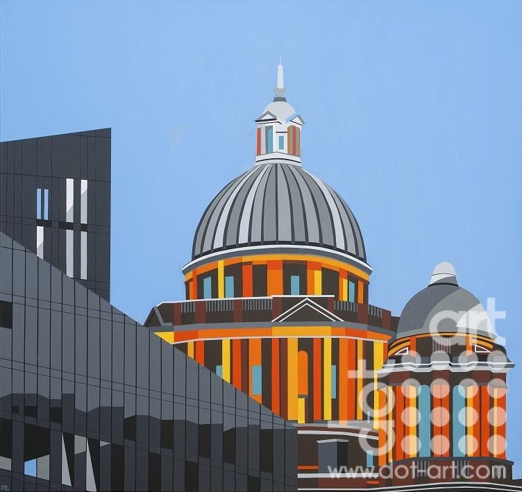 John Petch – Port of Liverpool Building