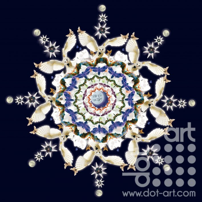 Dream Mandala by Olga snell