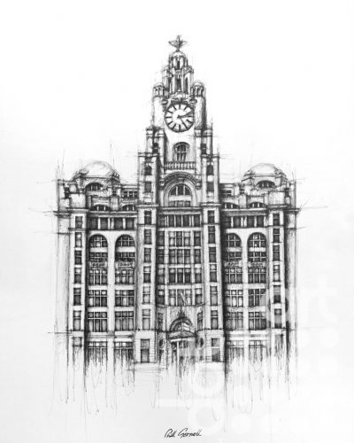 Liver Building by Phill Gornall
