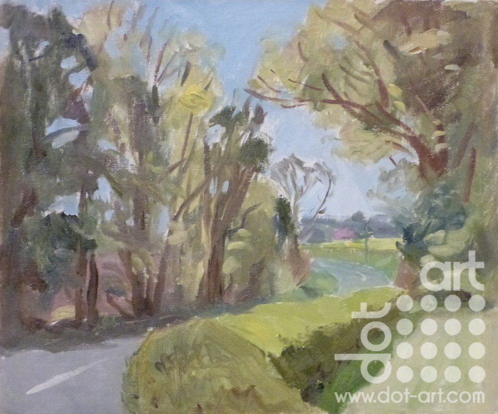 ormskirk dark lane by katherine dereli