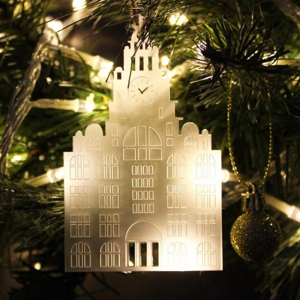 Liver Building Bauble