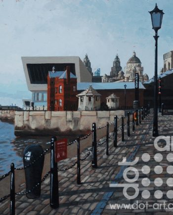 Liverpool Graces, old and new by Huw Lewis-Jones