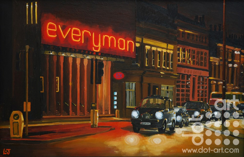 Taxi! by Huw Lewis-Jones