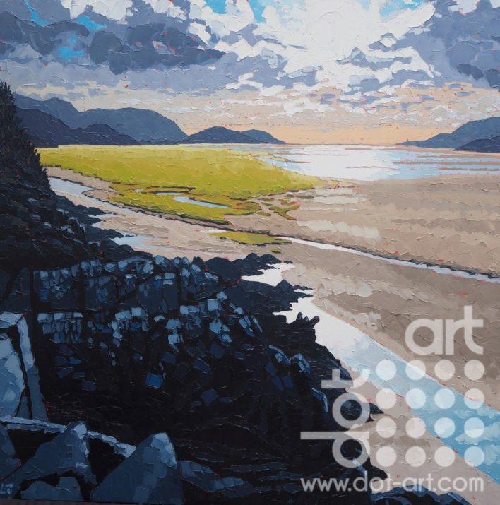 Mawddach Estuary Light by Huw Lewis Jones
