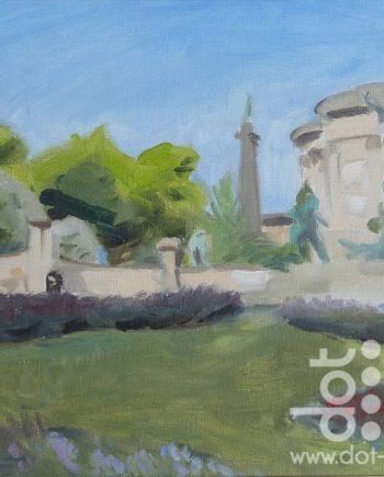 St johns gardens by katherine dereli