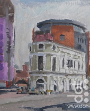 baltic fleet pub by katherine dereli