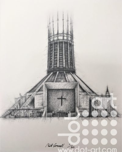 metropolitan cathedral by phill gornall
