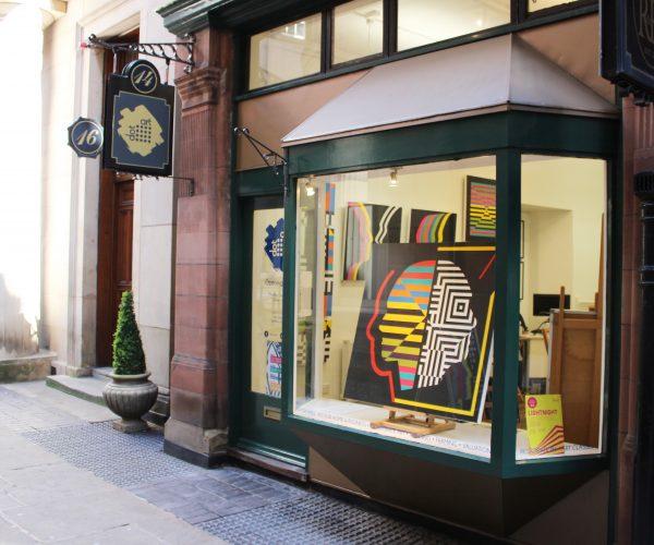 Metamorphosis gallery front john petch