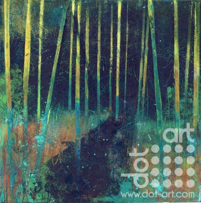 lost in the forest by hilary dron
