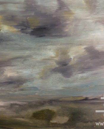 BIg Sky Aberdyfi by dorothy benjamin
