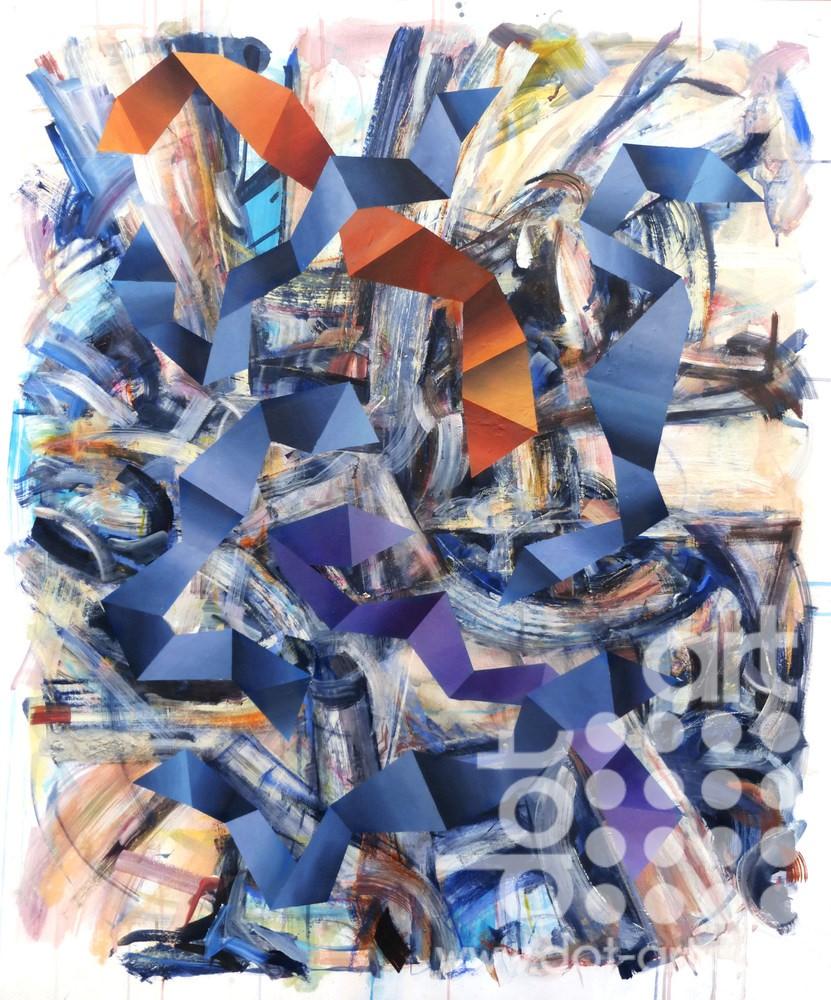 City Kites 1 by John Sharp