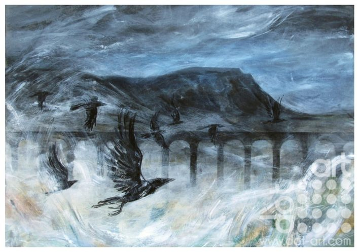 Crows-Ribblehead-John-Sharp