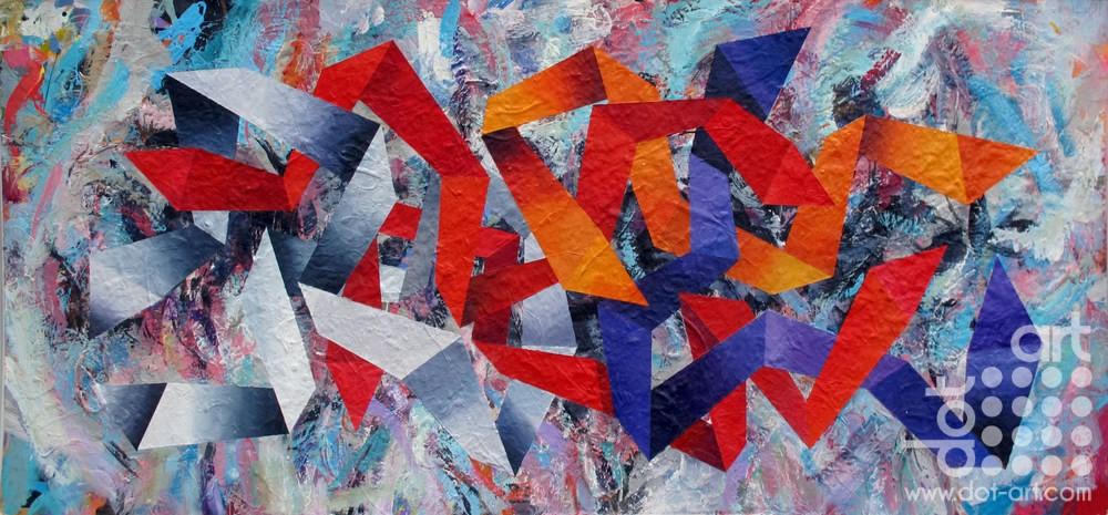 Kites 11 by John Sharp