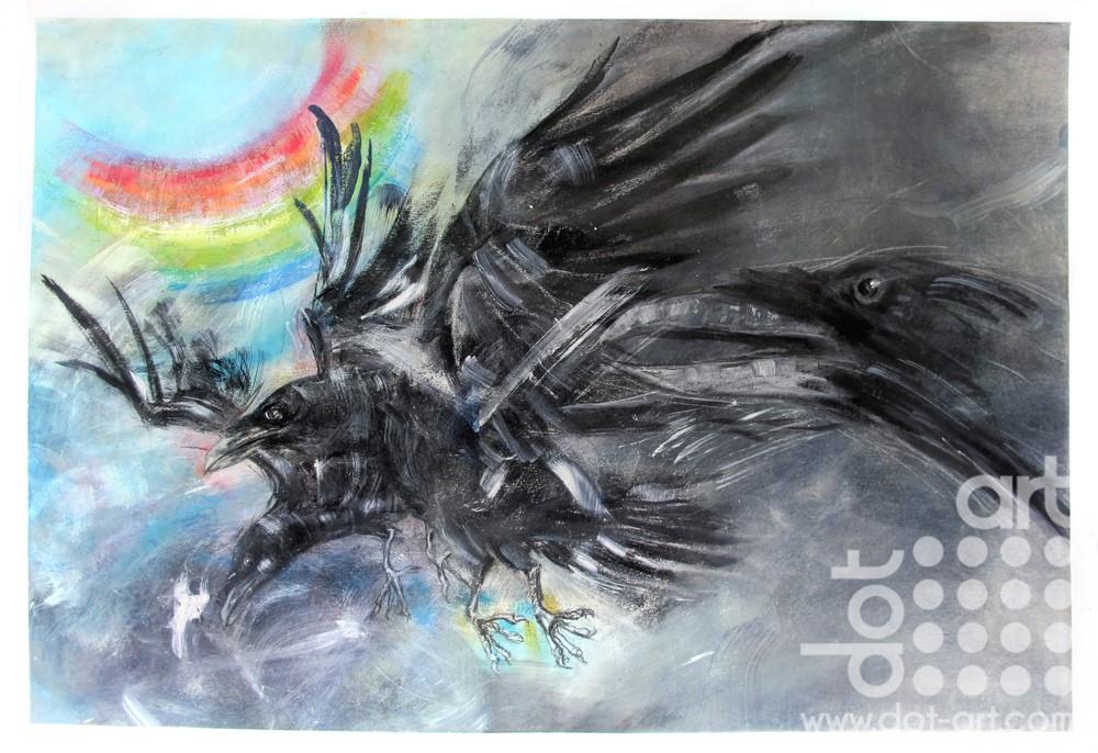 Ravens-Rainbow-John-Sharp