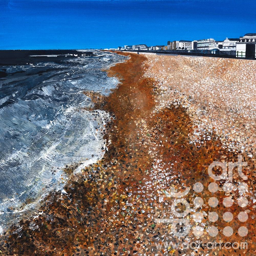 HOVE BEACH by Rob Edmondson