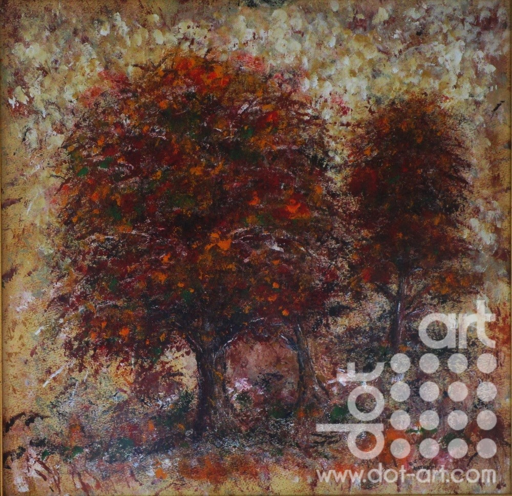 Autumn by Beryl jean Worth