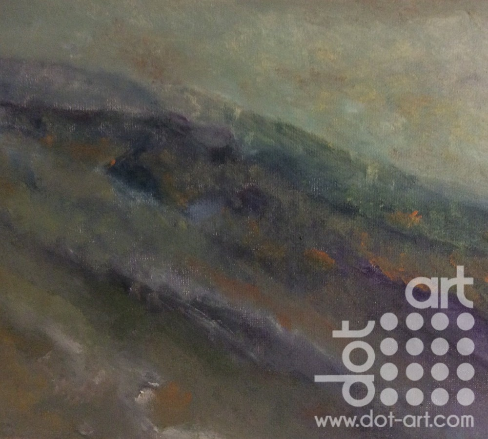Sharp Edge 1 by Dorothy Benjamin