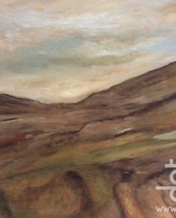 Slopes Blencathra by Dorothy Benjamin