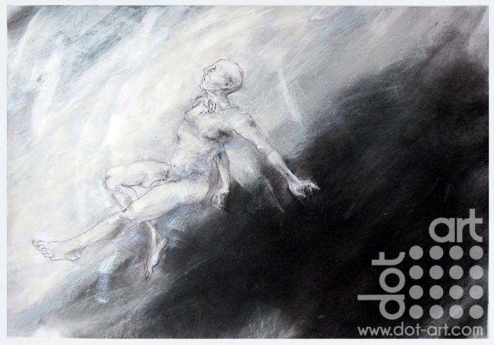 Anonymous Angel 6 by John Sharp