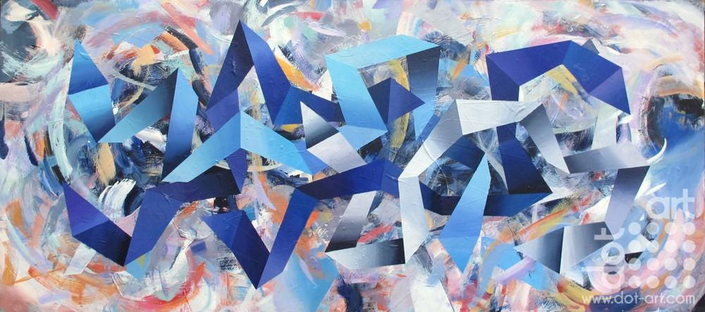 Kites, Blue john-sharp