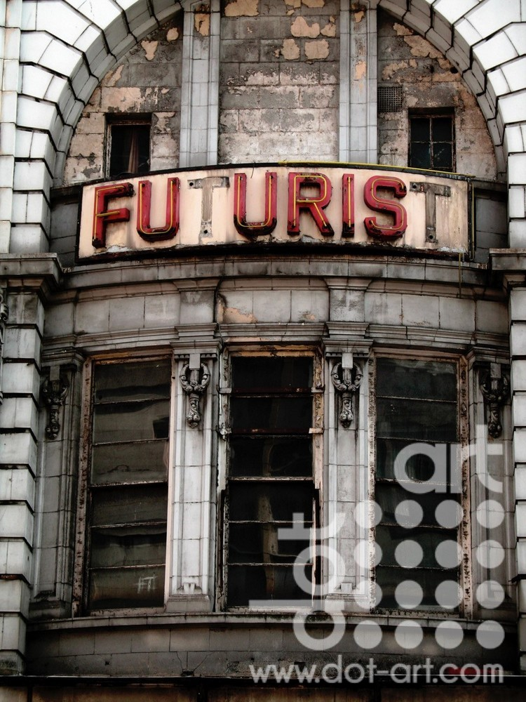 futurist by chris routledge