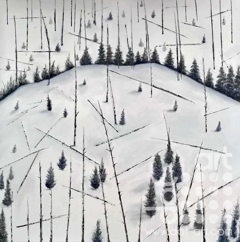 Winter by Frank Linnett