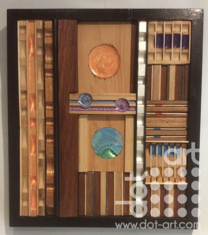 Abacus by Harry Cowlee