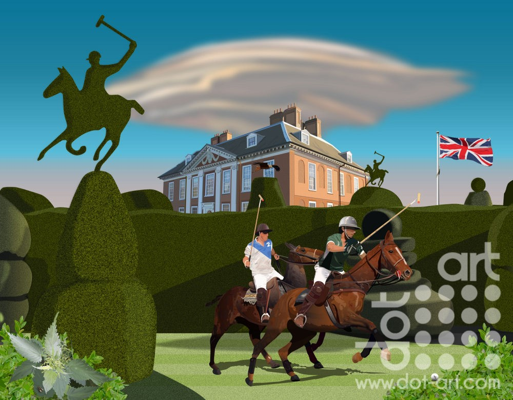 The-Ruralists-Versus-Polo by Vincent Kelly