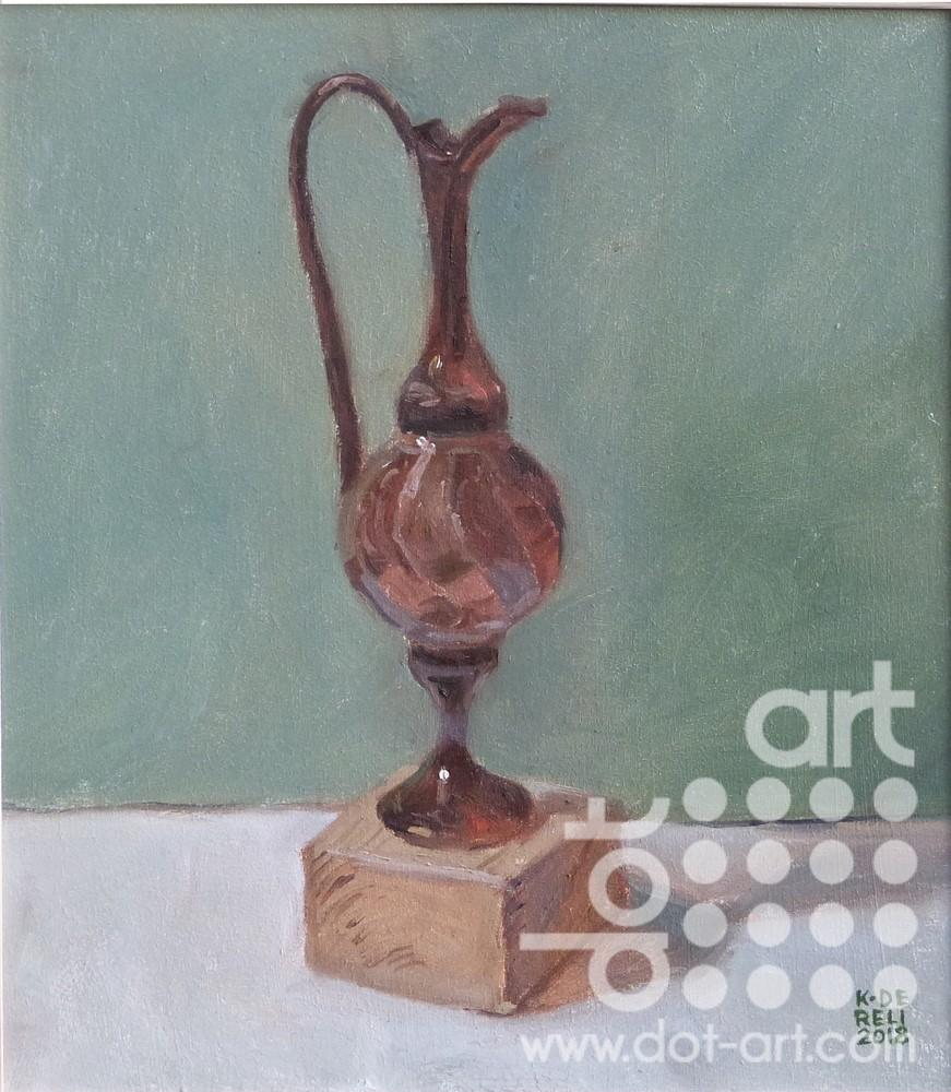 Brass by Katherine Dereli
