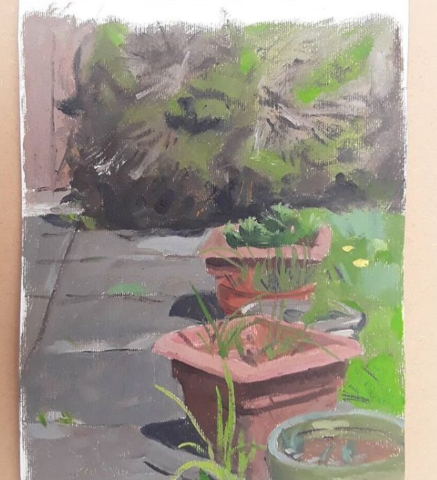 kathy dereli - plein air 3