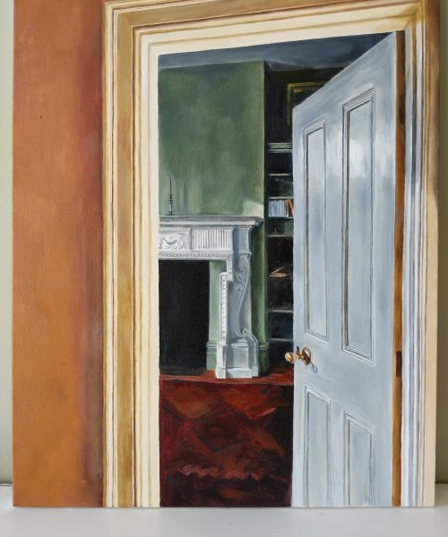 Lorna Morris - A View Into A Room