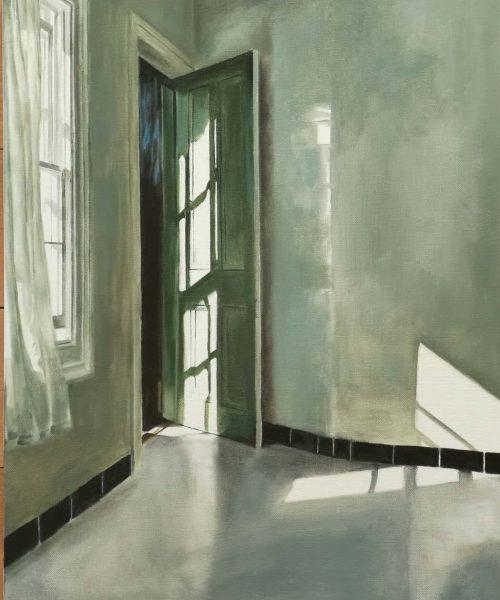 Lorna Morris - Light Through Linen