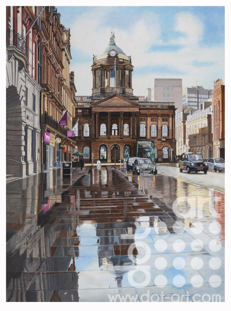 Reflections II by Martin Jones