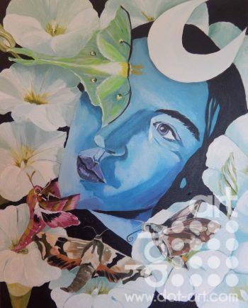 Selene by Becky Atherton
